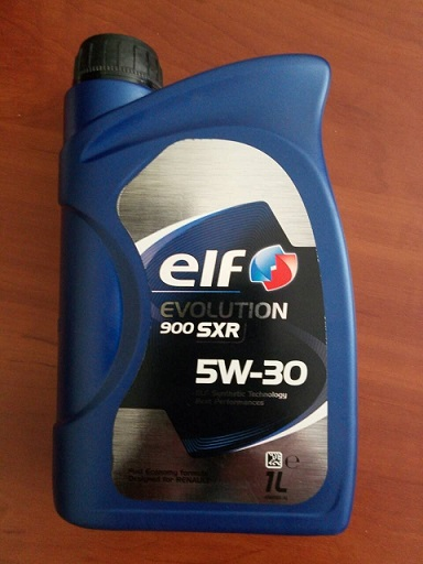 Олива ELF Evolution 900 SXR 5W-30; 1L ELF 194832