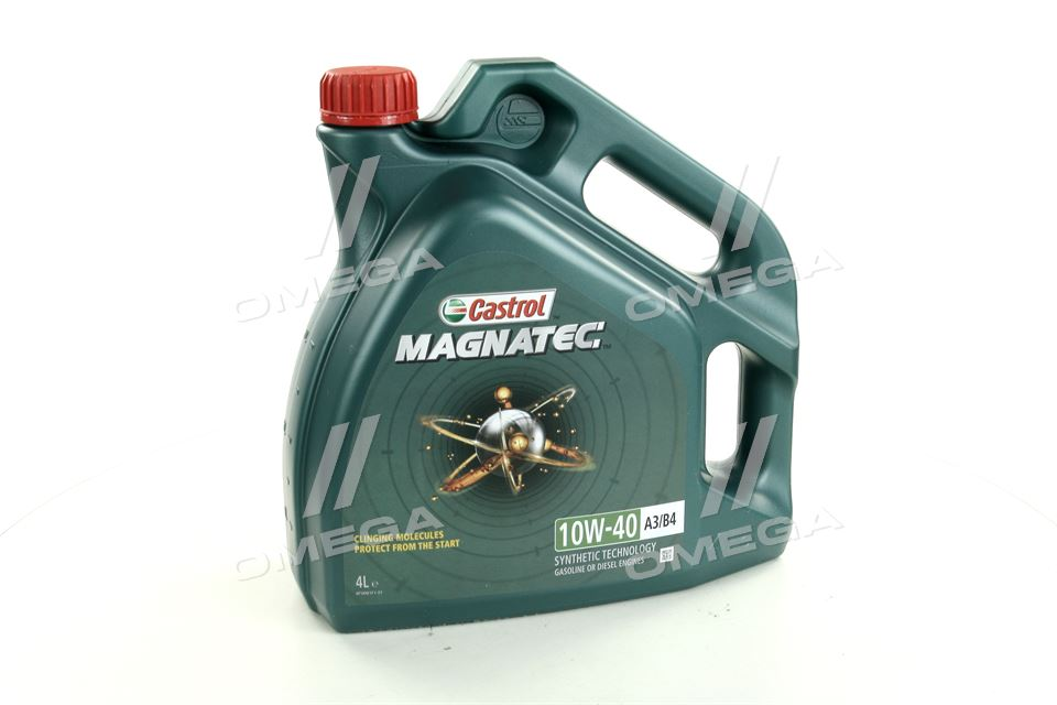 Масло моторн. Castrol  Magnatec 10w-40 A3/B4 (Канистра 4л)                                           CASTROL 156EED