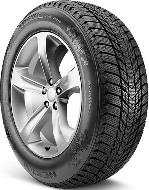 Шина 185/60R14 86T XL WinGuard ice Plus WH43 (Nexen) NEXEN 16138