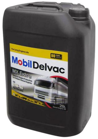 Масло моторное Mobil Delvac MX Extra 10W40