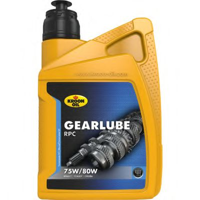 Олива трансмісійна GEARLUBE RPC 75W/80W 1л KROON OIL 01210